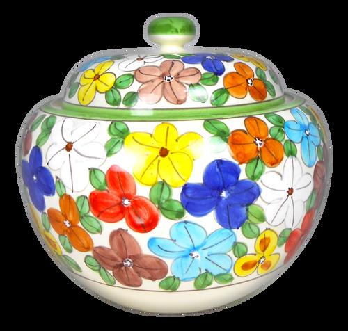 Margherite Cookie Jar