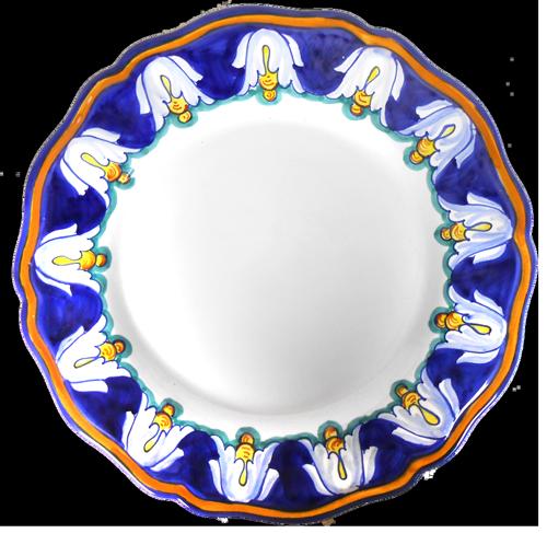IRIS BLU Plate Salad