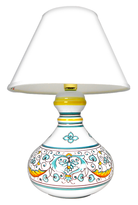 Capua Small Lamp (lampshade not included)