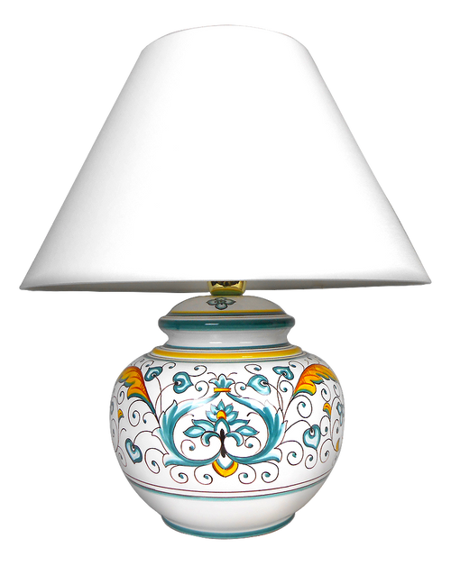 Capua Medium Lamp (Lampshade not included)