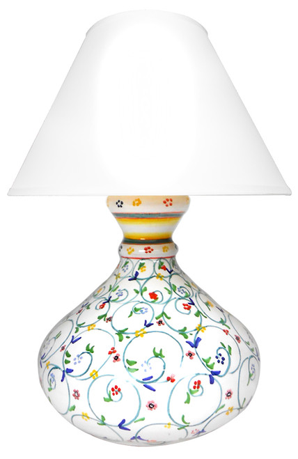 Rametti Abat-jour (Lampshade not included)