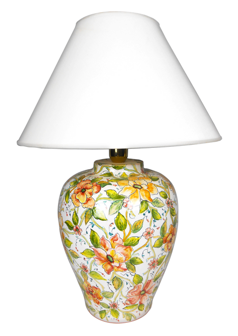 Campagna  Lamp (Lampshade not included)