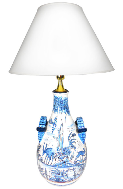 Cervi Classic Lamp 17.3 Inches (lampshade not included)