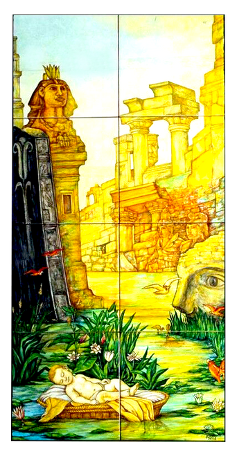 Moses Panel