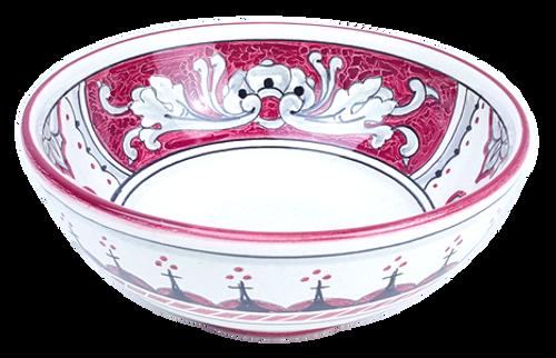 Cereal bowl  '600 Fondo Rosso