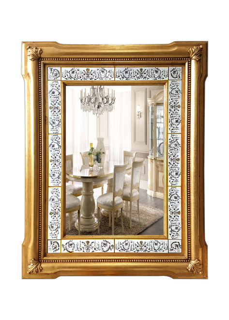 Gold Mirror Grottesche