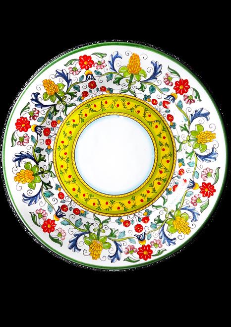 Dinner Plate Flowers Sara Design