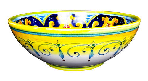 Bowl Fondo Blu Vario