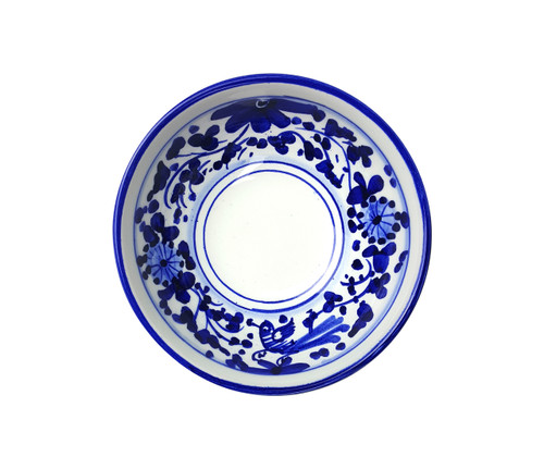 Italian ceramics Cereal Bowl Arabesco Blu