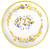 Bowl  Fiorellini Yellow 10.0 Inches