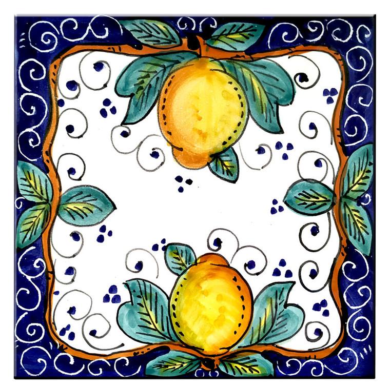 Tile Alcantara 7,8 x 7,8 Inches