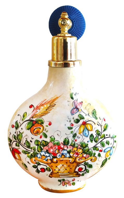 Ceramic perfume bottle 3