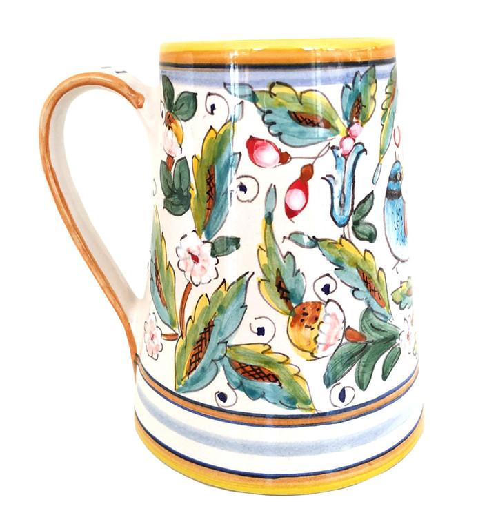 Beer Mug Love Birds