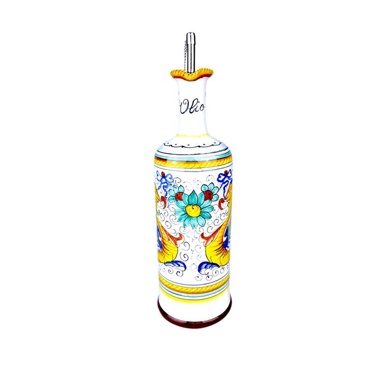 Oil bottle Raffaellesco