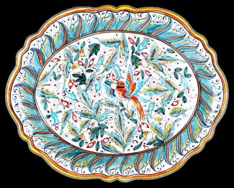 Italian ceramic Discount love birds