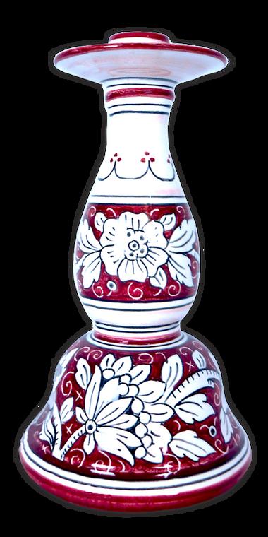Floreale Carminio Candle Holder