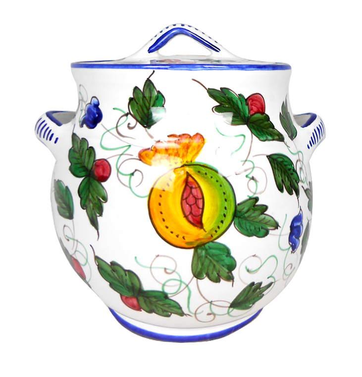 Frutta Piena Cookie Jar