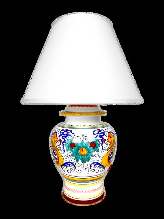 Deruta lamp raffaellesco