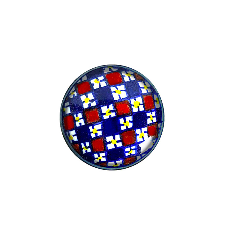 Deruta Ceramics knobs