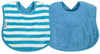 Perfect for bottle or breast feeding and feeding solids. Stain resistant too! Dimensions: 24cm x 21cm