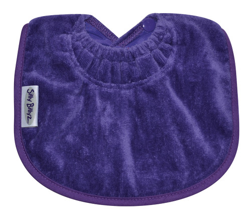 Sized just right to be your baby's first bib! Dimensions: 19cm x 25cm