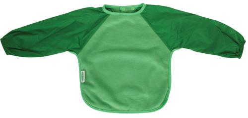 Fern/Moss Fleece Long Sleeve Bib