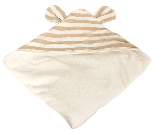 Beautifully designed with love and cuddles in mind and made from super soft organic cotton, it is perfect for sensitive skin. Dimensions: 128  x 130cm