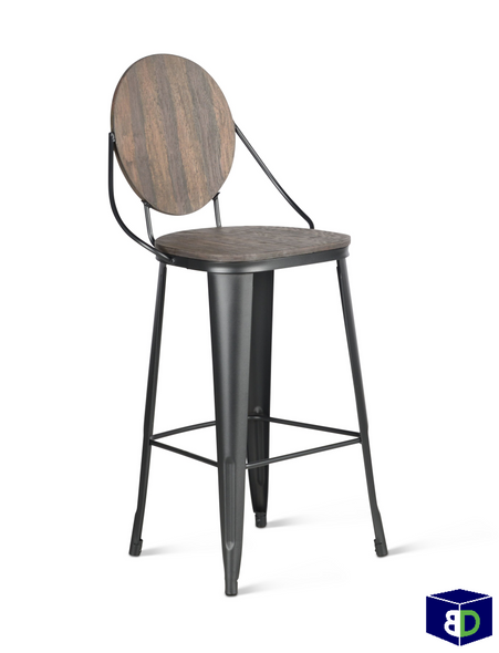 Franklin Bar Chair