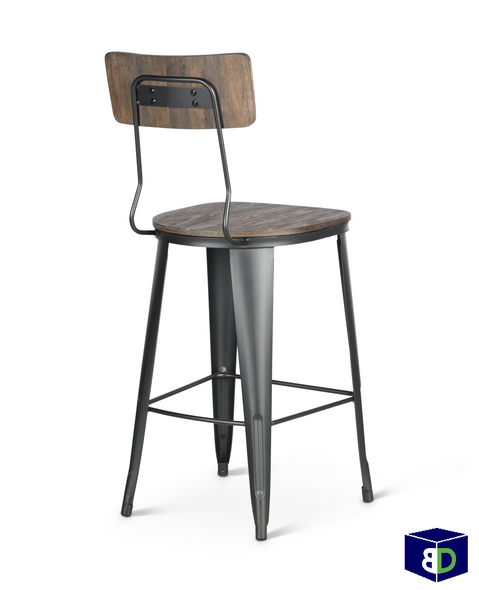 Continental Bar Chair