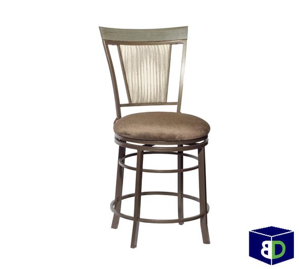 Bailey Swivel Counter Chair