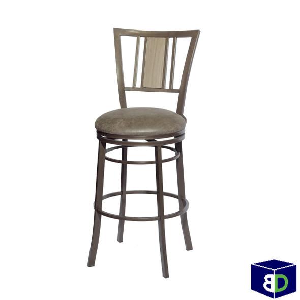 Zealand Swivel Bar Chair