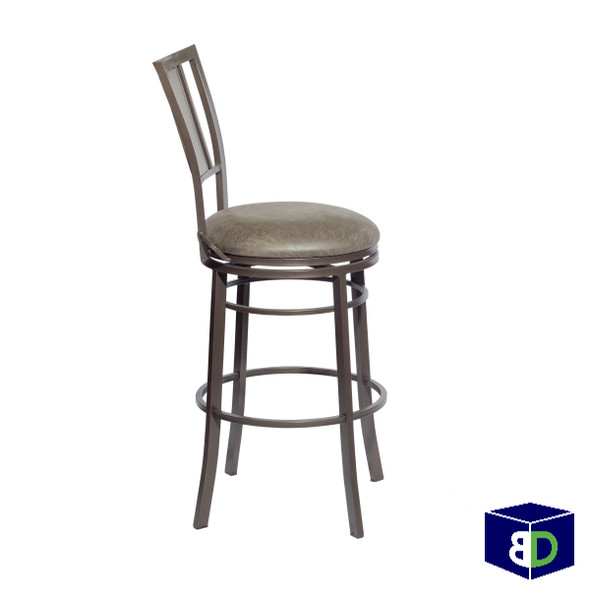 Zealand Swivel Bar Chair