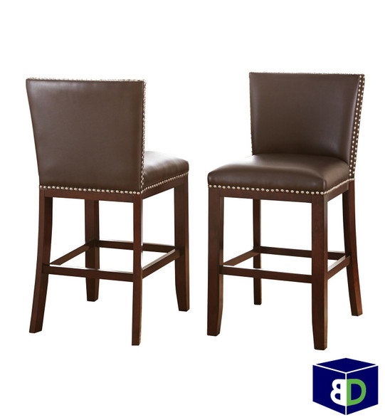 Trump Counter Chairs, set of 2