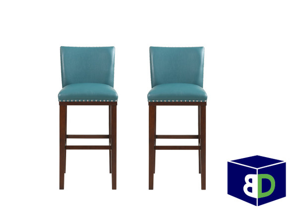 Avanca Peacock KD Bar Stool, set of 2