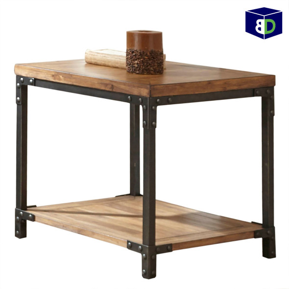 Sage End Table