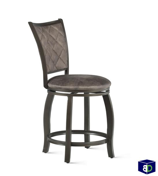 Wisconsin Swivel Counter Chair