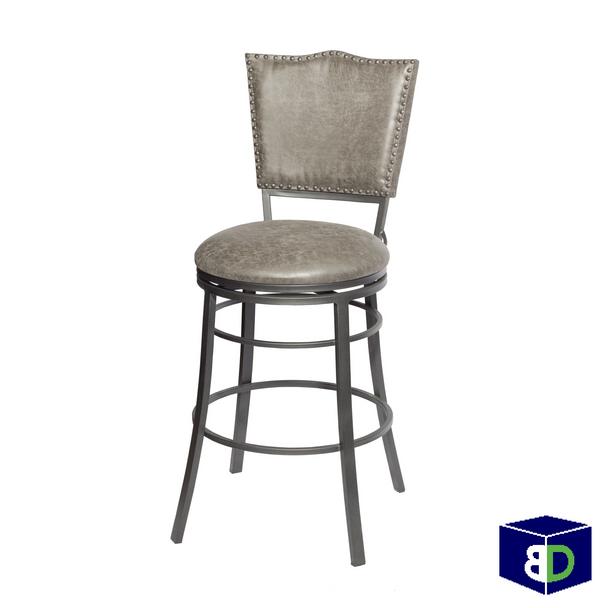 Nepal Swivel Bar Chair