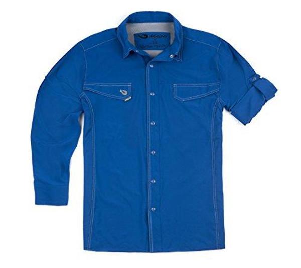 Mojo 'Mr. Cool' Long Sleeve Performance Vented Shirt