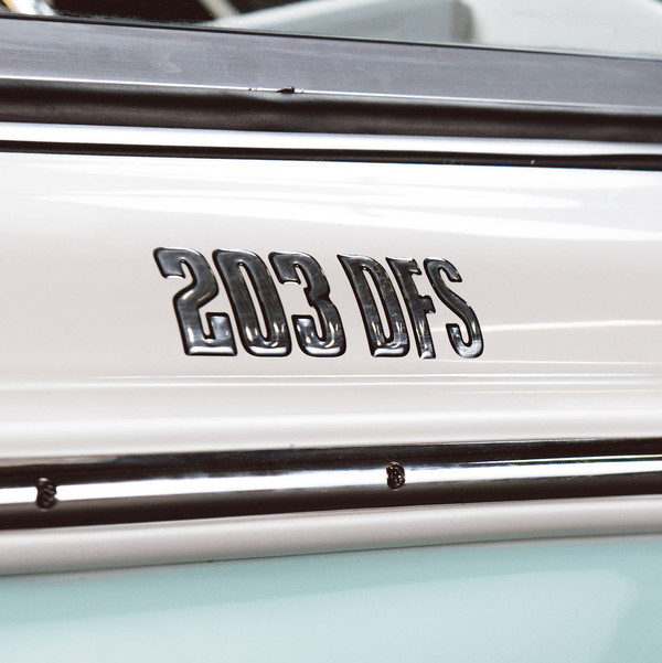 203 DFS Decal