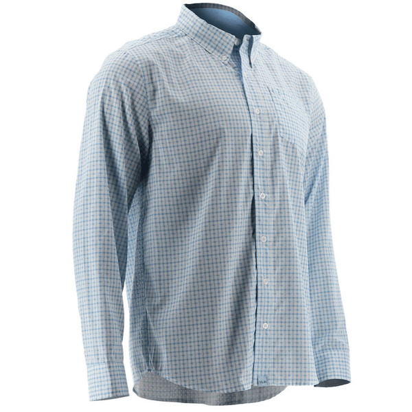 Huk Santiago Long Sleeve Button Up