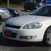 2006-2012 Chevrolet Impala LT/LTZ/SS Fog Lamp Covers (Chrome)
