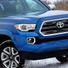 2016-2018 Toyota Tacoma SMD LED Projector Fog Lights Kit (Chrome Housing/Clear Lens)