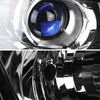 2015-2020 Chevrolet Tahoe Suburban/ 2016-2019 Suburban 3500HD LED Light Strip Projector Headlight - Passenger Side Only (Matte Black Housing Clear Lens)