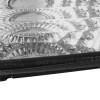 1999-2002 Chevrolet Silverado 1500 2500/ 2000-2006 Tahoe Suburban 1PC Projector Headlights w/ LED Light Strip & Bumper Lights (Matte Black Housing/Clear Lens)
