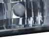 1999-2004 Ford Excursion F-250 F-350 F-450 F-550 Dual Halo Projector Headlights (Glossy Black/Smoke Lens)