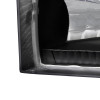 1999-2004 Ford F-250/F-350/F-450/F-550/Excursion Factory style Headlights (Matte Black Housing/Clear Lens)