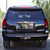 2015-2020 Chevrolet Tahoe/Suburban LS LT LTZ Premier LED Tail Lights (Chrome Housing/Red Smoke Lens)