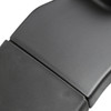 2014-2018 Infiniti Q50 Sport Matte Black Polypropylene 3PC Bumper Lip