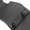 2014-2018 Infiniti Q50 Sport 3-PC Style Front Bumper Lip (Matte Black)