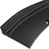 2015-2020 Ford Mustang 3-PC Style Front Bumper Lip (Matte Black)